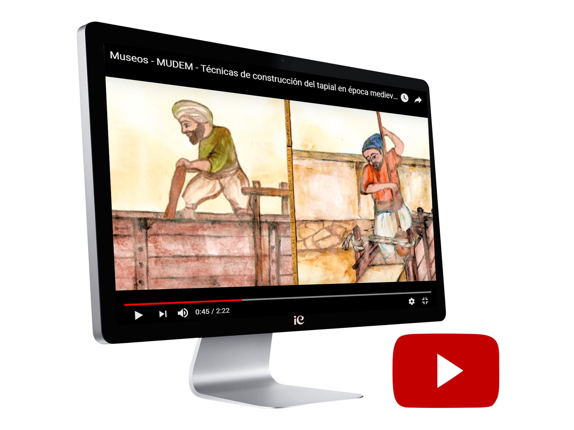 Mudem Construcción Muralla por imaginecreativo_video