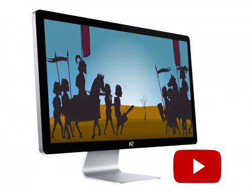 Video animación. Audiovisuales