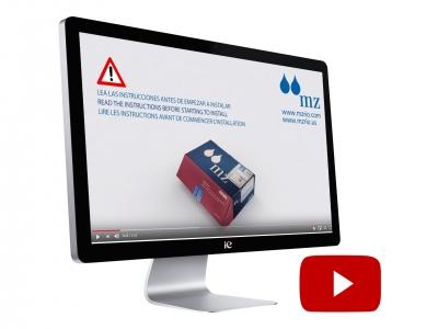 Video 3D instalación y montaje producto