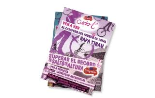Record de Altura Evento. Rafa Tibau Campofrio. Cuida-t+. Yudigar