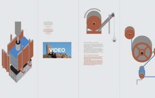 infografía 3D y 2D expositiva